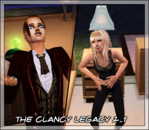 The Clancy Legacy: Generation 2.1